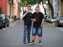 Patrick Ludolph und Andreas Jorns
