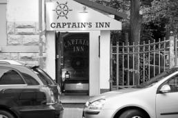 Gianni, Captain's Inn Bar, Frankfurt