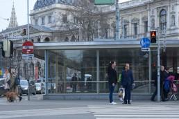 Wien: Schottentorplatz